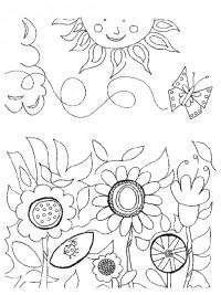 Volwassen Kleurplaten Vlinder Kleurplaten Bloemen Topkleurplaat Nl