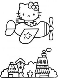 Hello Kitty Kleurplaten Topkleurplaat Nl