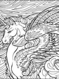 Pony Kleurplaat Printen 30 Kleurplaten Paarden Tip Gratis Te Printen