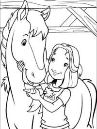 30 Kleurplaten Paarden Tip Gratis Te Printen