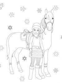 Kleurplaten Poezen En Honden Samen.30 Kleurplaten Paarden Tip Gratis Te Printen Topkleurplaat Nl