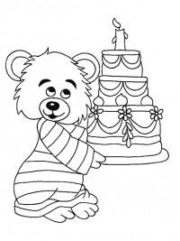 Kleurplaten Verjaardag Gratis Printen Kleuren Topkleurplaat Nl