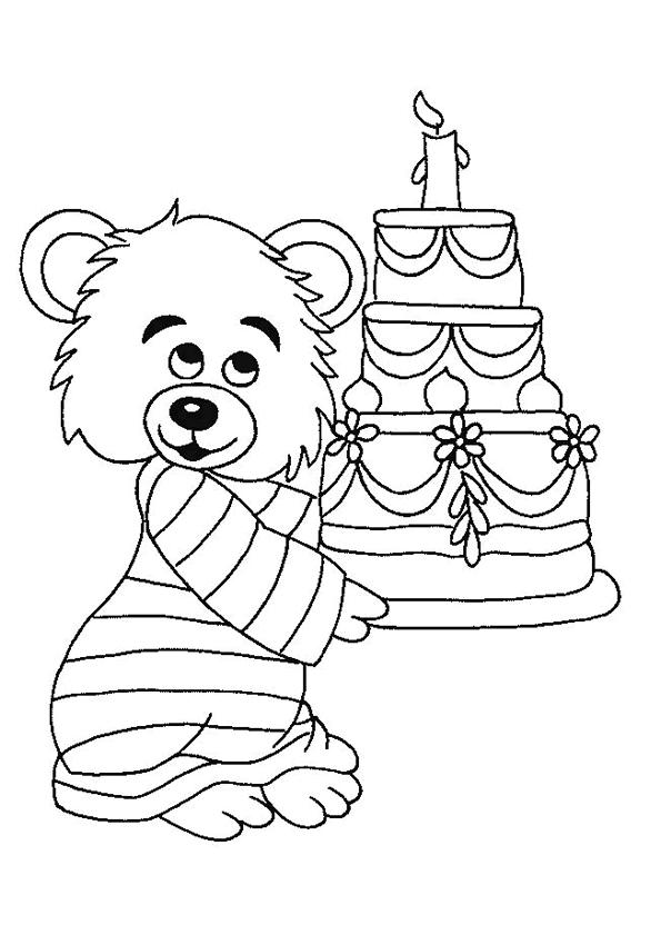 beer met taart