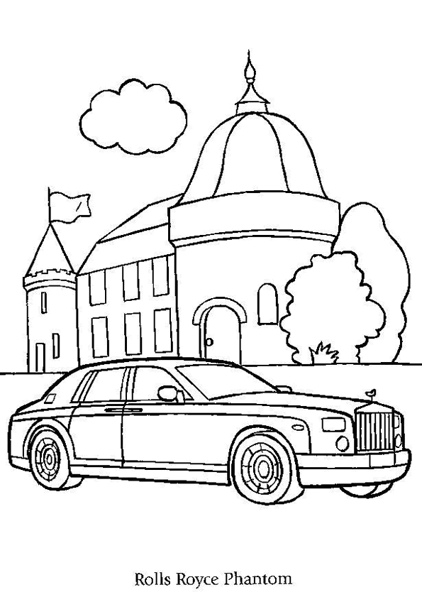 auto kleurplaten  u00bb topkleurplaat nl