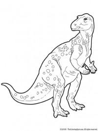 Kleurplaten Dinosaur.Dinosaurus Kleurplaten Topkleurplaat Nl