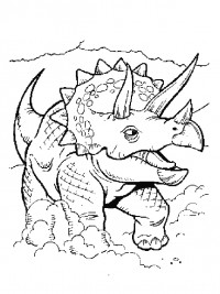 Kleurplaten Printen Van Dieren Dinosaurus Kleurplaten Topkleurplaat Nl