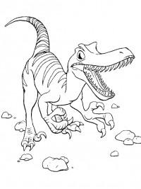 Woezel Kleurplaat Dinosaurus Kleurplaten Topkleurplaat Nl