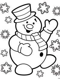 Kleurplaten Nieuwjaar En Kerstmis.75 Kerst Kleurplaten Gratis Te Printen Topkleurplaat Nl