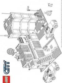Kleurplaten Lego City Undercover.Lego City Kleurplaten Topkleurplaat Nl