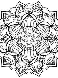 Mandala Kleurplaten Uitprinten.25 Mandala Kleurplaten Gratis Te Printen Topkleurplaat Nl
