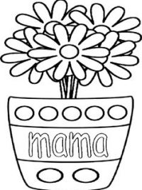 Kleurplaten Moederdag Oma.25 Moederdag Kleurplaten 2019 Gratis Te Printen