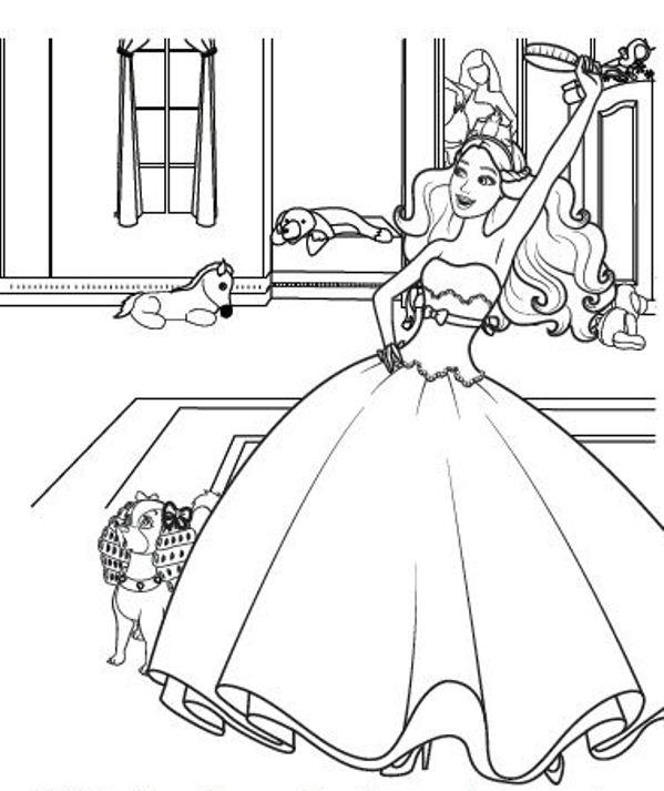 Prinsessen Kleurplaten Topkleurplaat Nl