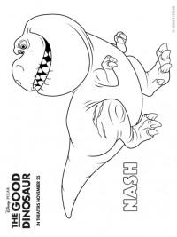 Dinosaurus Kleurplaten Topkleurplaat Nl
