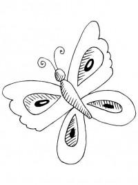 Kleurplaten Met Vlinders.Kleurplaten Vlinders Topkleurplaat Nl