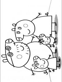 Mario Verjaardag Kleurplaat Peppa Pig Kleurplaten Topkleurplaat Nl