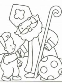 Kleurplaat Sinterklaas Kleurplaten Sint.Sinterklaas Kleurplaten 2019 Gratis Printen