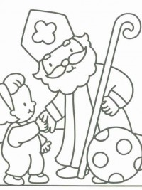 Leuke Kleurplaten Van Sinterklaas.Sinterklaas Kleurplaten 2019 Gratis Printen