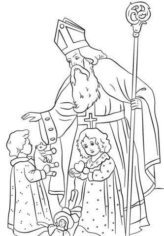 Klassieke Sint