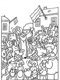 Sinterklaasjournaal Kleurplaat Printen 60 Sinterklaas Kleurplaten Gratis Printen En Kleuren