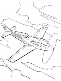 Kleurplaten Cars Planes.Planes Kleurplaten Topkleurplaat Nl