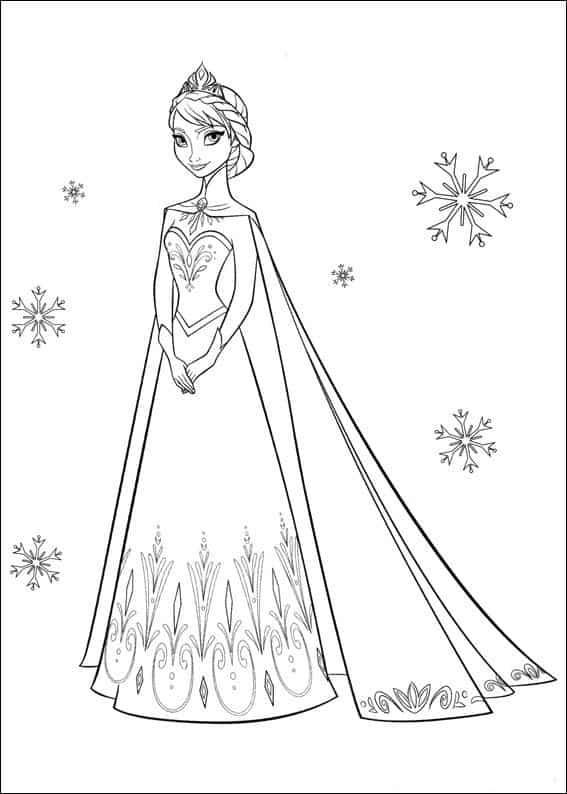 Koningin Elsa
