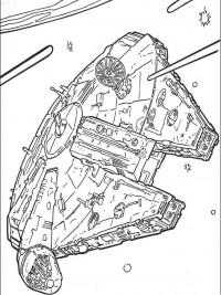 Kleurplaten Lego Star.Star Wars Kleurplaten Topkleurplaat Nl