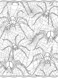 Kleurplaten Voor Volwassenen Halloween.35 Halloween Kleurplaten En Horror Kleurplaten