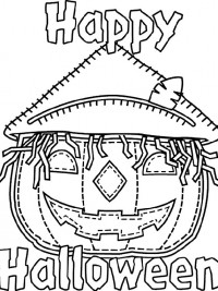 Enge Halloween Kleurplaten.35 Halloween Kleurplaten En Horror Kleurplaten