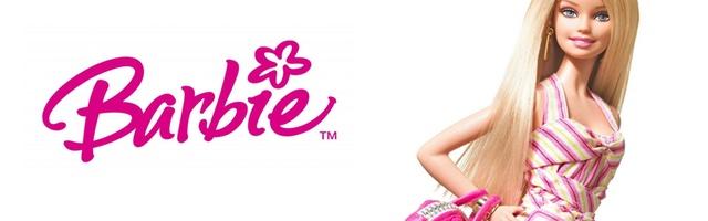 Barbie Kleurplaten