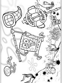 Www Nickelodeon Nl Kleurplaat Paw Patrol Spongebob Kleurplaten Topkleurplaat Nl