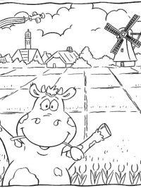 Kleurplaten Nederland Topkleurplaat Nl