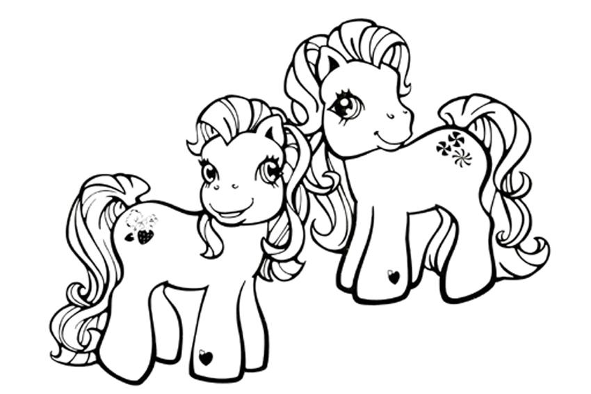 my-little-pony-kleurplaat-1