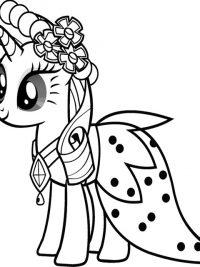 Paarden Kleurplaten Is Mijn Pony.20 Gratis Te Printen My Little Pony Kleurplaten