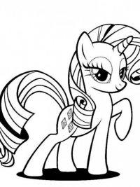 Kleurplaten Paarden My Little Pony.20 Gratis Te Printen My Little Pony Kleurplaten