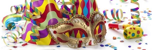 carnaval kleurplaten