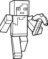 Kleurplaten Populair 25 Gratis Te Printen Minecraft Kleurplaten Topkleurplaat Nl