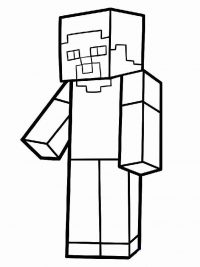 Kleurplaten Minecraft Paard.25 Gratis Te Printen Minecraft Kleurplaten Topkleurplaat Nl