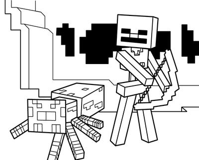 minecraft-kleurplaat-17