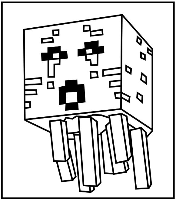 minecraft-kleurplaat-29