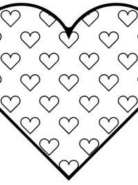 Valentijn Paarden Kleurplaat Kleurplaten Hartjes Topkleurplaat Nl