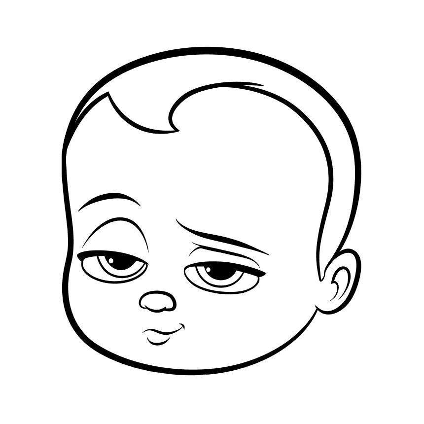 boss-baby-kleurplaat-7