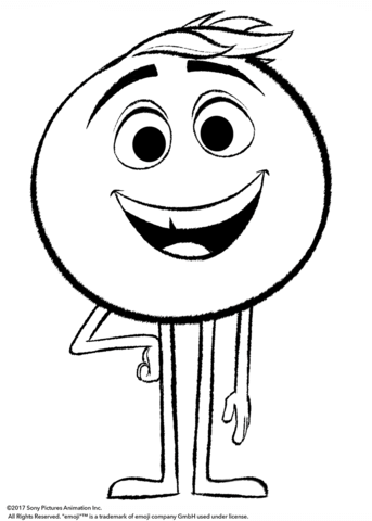 emoji-kleurplaat-15