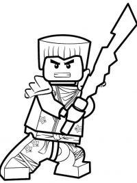 Kleurplaten Lego Ninjago Zane.Lego Ninjago Kleurplaten Topkleurplaat Nl