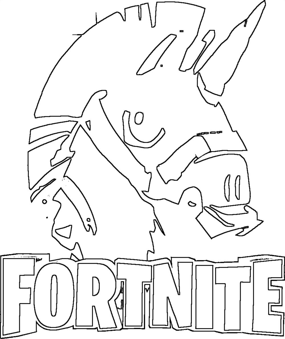 fortnite kleurplaat 15