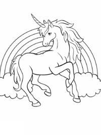 Kleurplaten Unicorn.20 Gratis Te Kleuren Kleurplaten Eenhoorn Topkleurplaat Nl