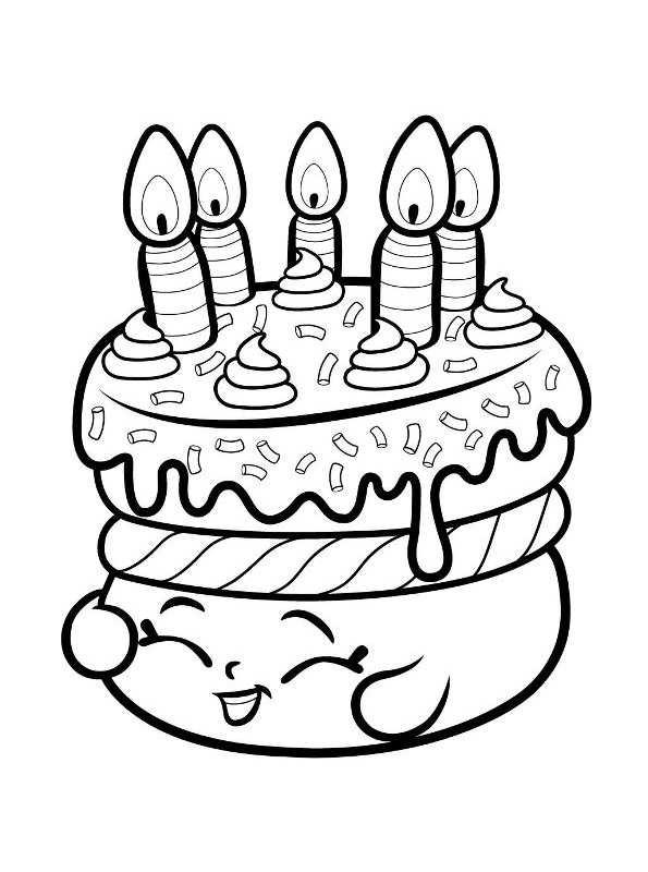Kleurplaat Opa Verjaardag Shopkins 9 Topkleurplaat Nl