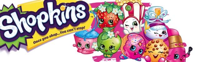 Shopkins Kleurplaten