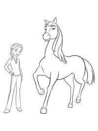 Paard En Veulen Kleurplaat 30 Kleurplaten Paarden Tip Gratis Te Printen