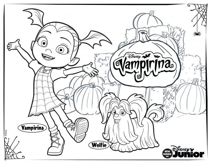 vampirina-kleurplaat05