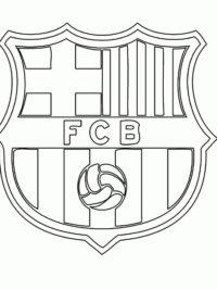 Kleurplaten Voetbal Logo Ajax.Voetbal Kleurplaten Topkleurplaat Nl